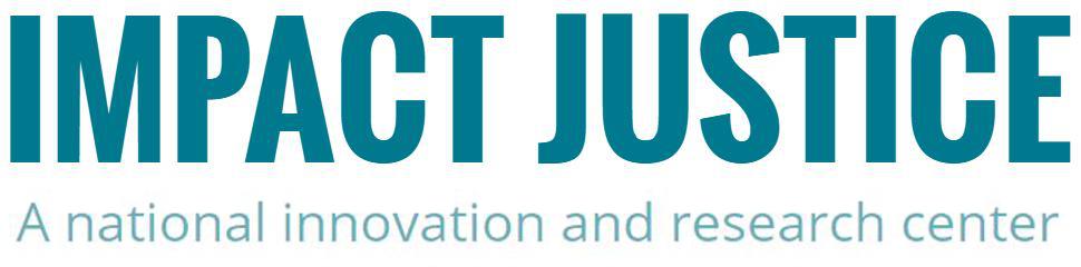 Impact Justice logo