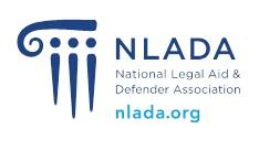 National Legal Aid  and Defender Association (NLADA) logo